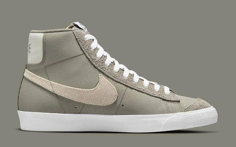 Une Nike Blazer Mid '77