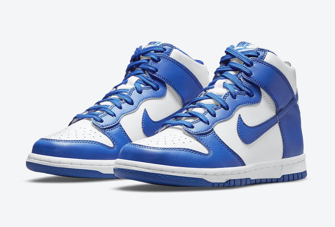 Nike Dunk High « Game Royal »