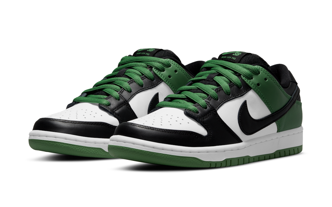 Nike SB Dunk Low « Classic Green »