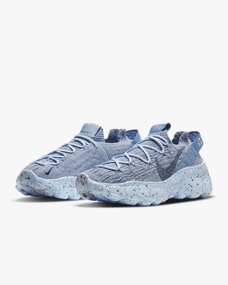 "Nike Space Hippie 04 ""Light Blue"""