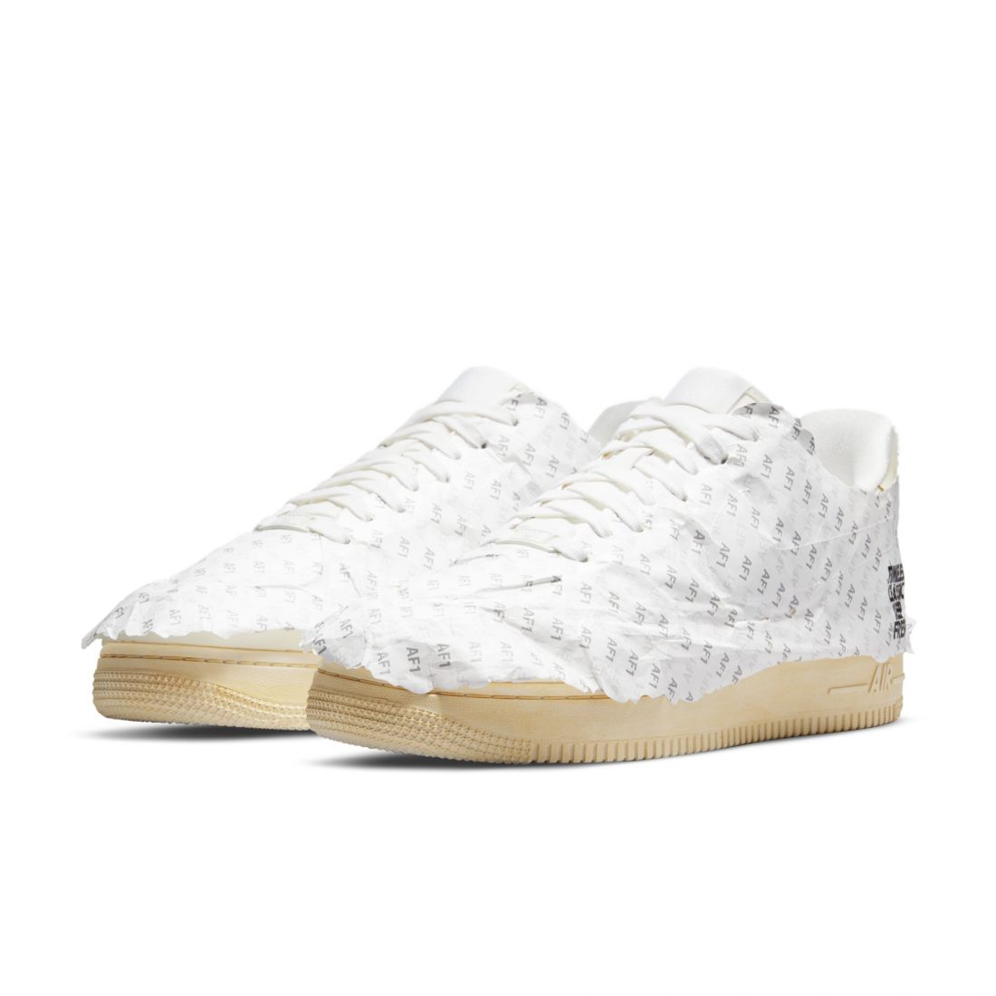 Nike Air Force 1 Low « Keep 'Em Fresh »