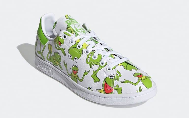 "adidas Stan Smith Primegreen ""Kermit"""