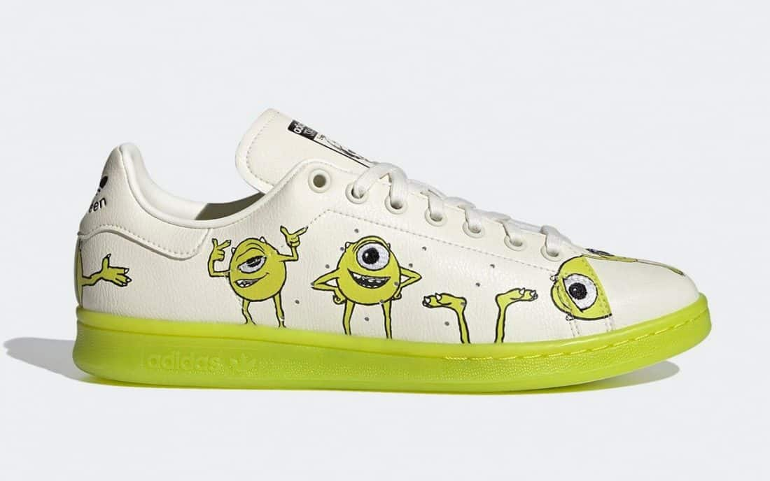 "adidas Stan Smith Primegreen ""Mike Wazowski"""