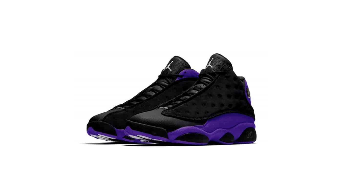 """Air Jordan 13 """"Court Purple"""" - Zemeds"""