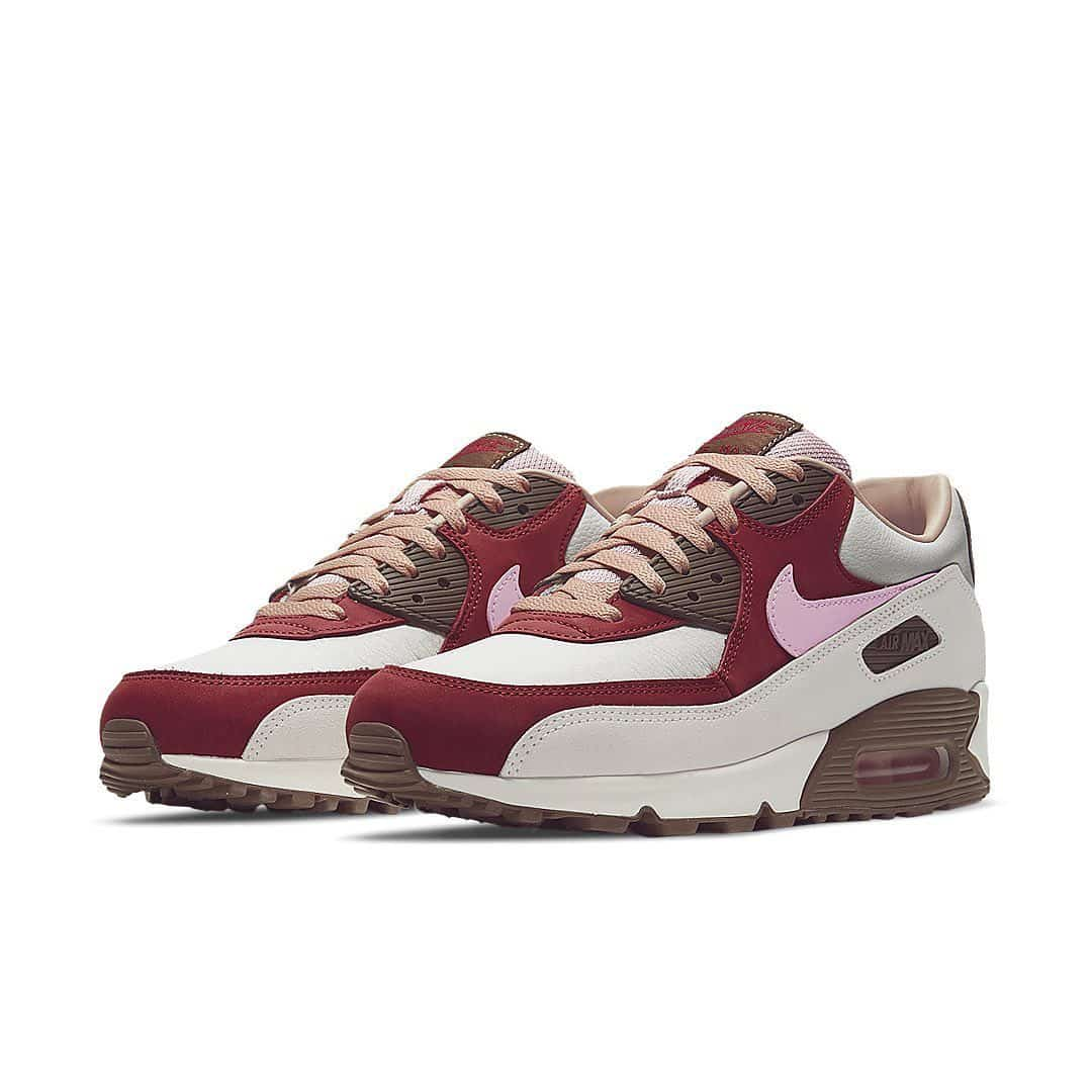 DQM x Nike Air Max 90 Bacon