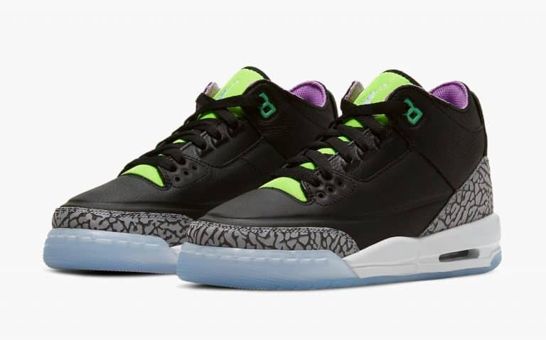 "Air Jordan 3 ""Electric Green"""