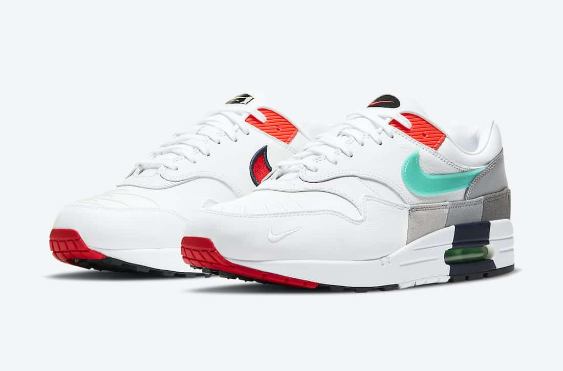 "Nike Air Max 1 ""Evolution of Icons"""