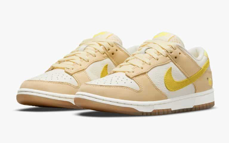 "Nike Dunk Low ""Lemon Drop"""