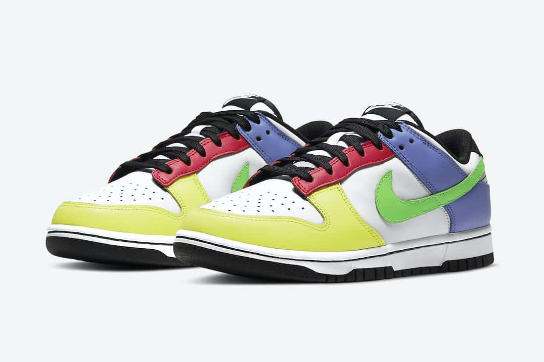 "Nike Dunk Low ""Green Strike"""