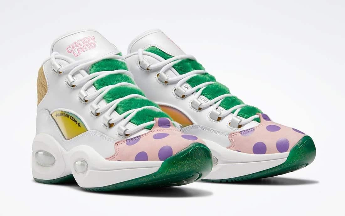 "Reebok Question Mid ""Candy Land"""