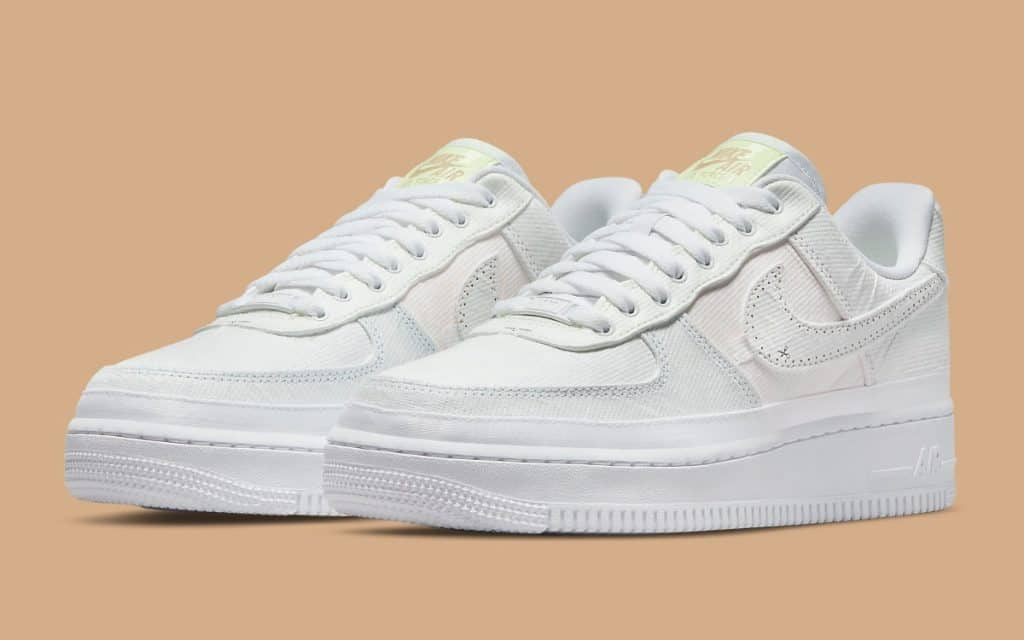 Nike Air Force 1 Tear-Away « Pastel Reveal »
