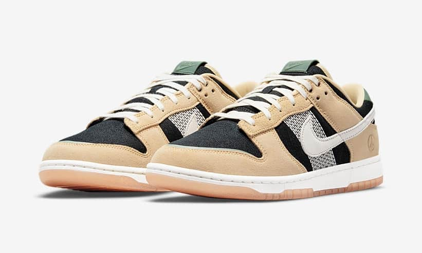 Nike Dunk Low « Rooted in Peace »