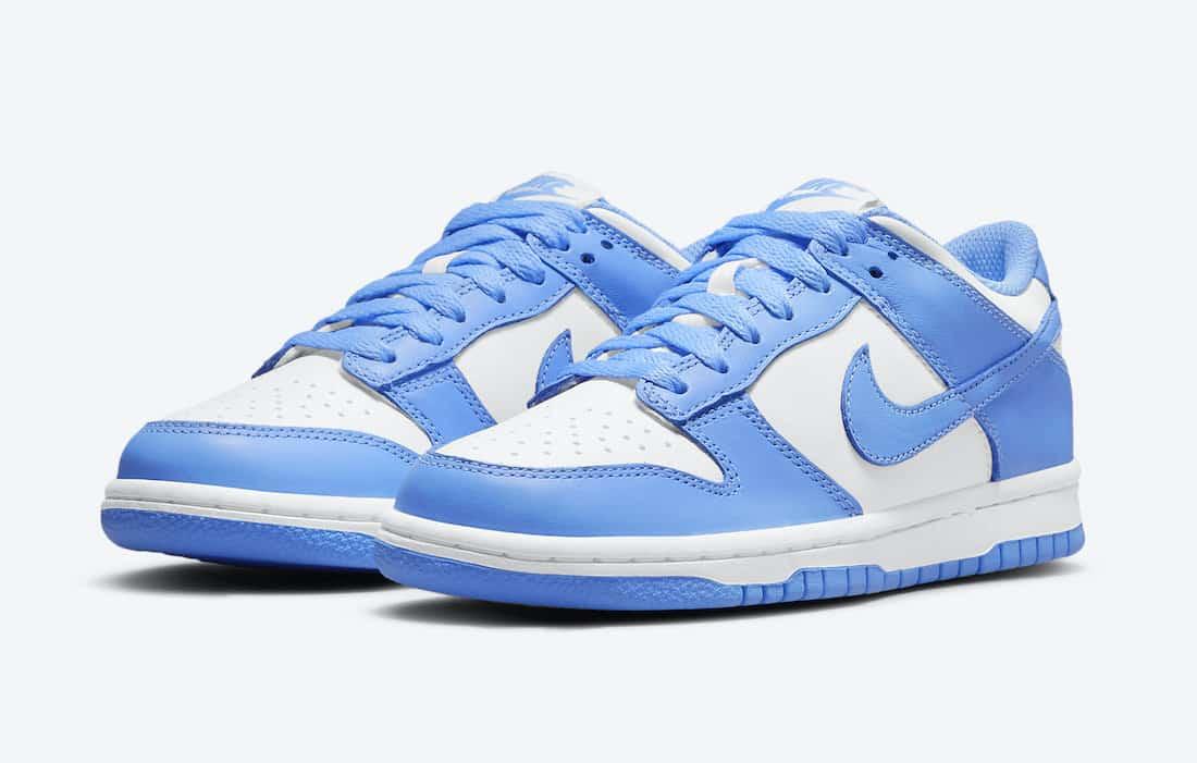 Nike Dunk Low « University Blue »