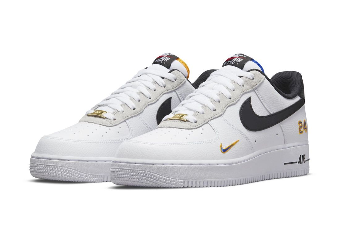 "Preview: Nike Air Force 1 Low ""Ken Griffey Jr. & Sr."" - Gov"