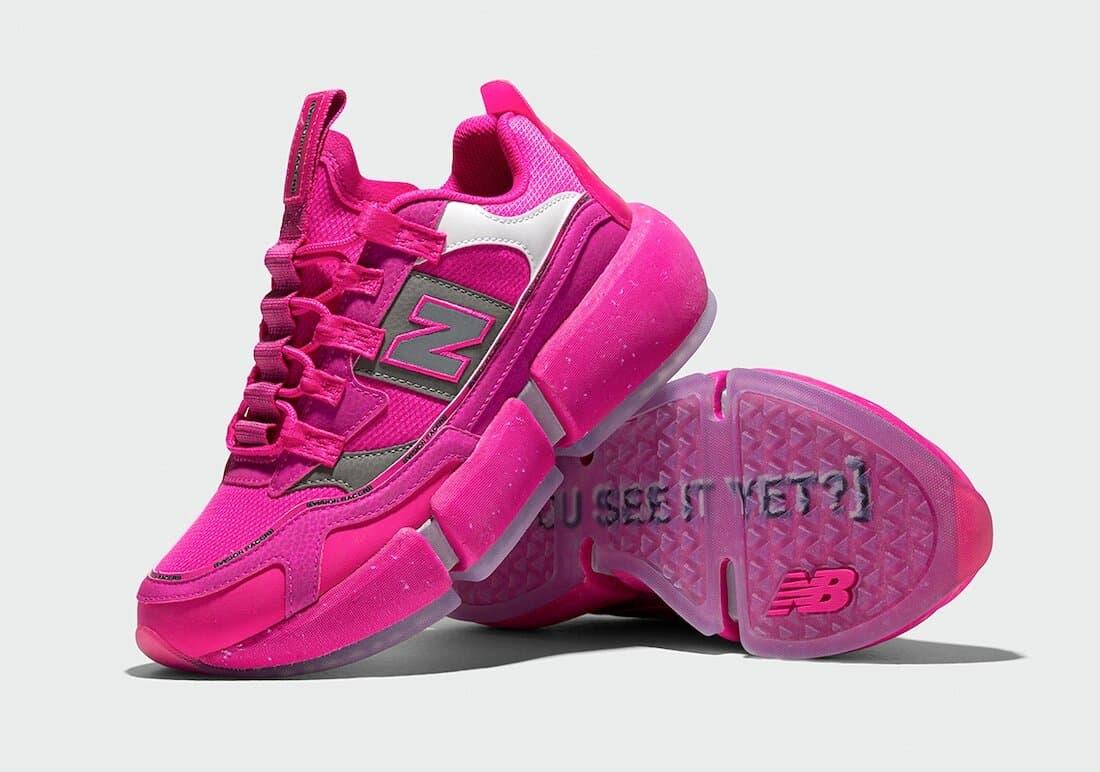 Jaden Smith x New Balance Vision Racer « Pink »