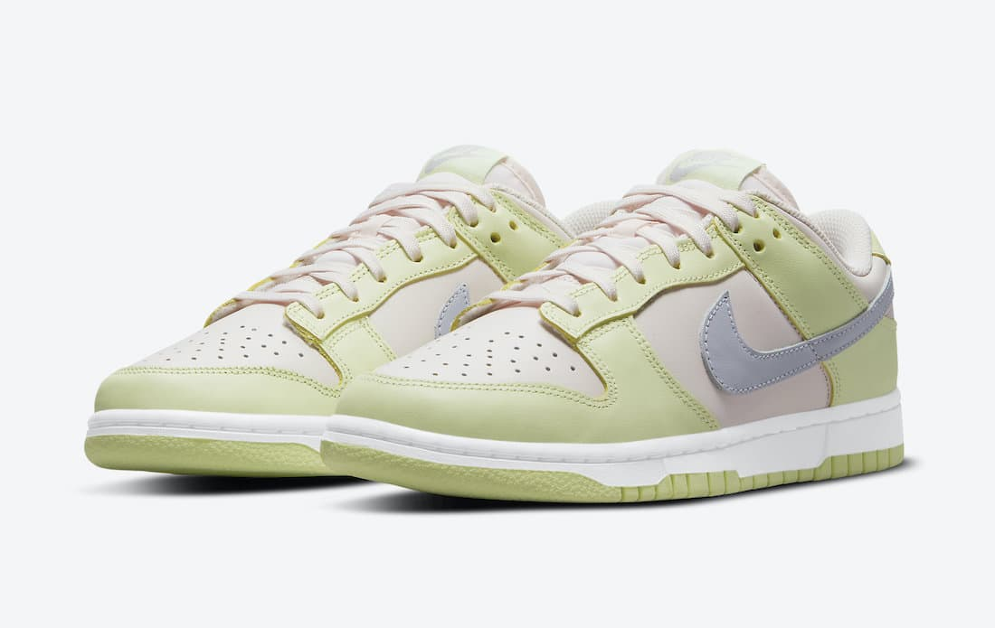 Nike Dunk Low « Lime Ice »