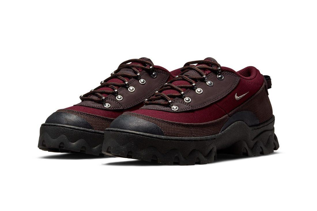 Nike Lahar Low « Dark Beetroot »
