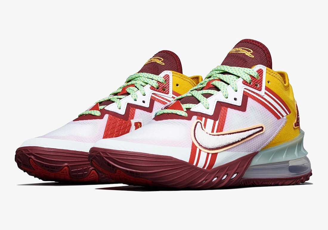"Mimi Plange x Nike LeBron 18 Low ""Higher Learning"""