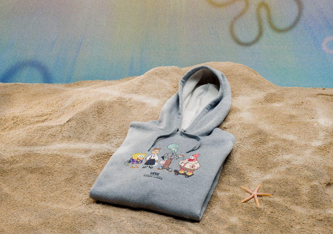Sandy Liang x SpongeBob x Vans Collection - Zemeds