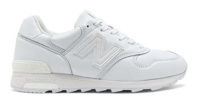New Balance 1400 B « Triple White »