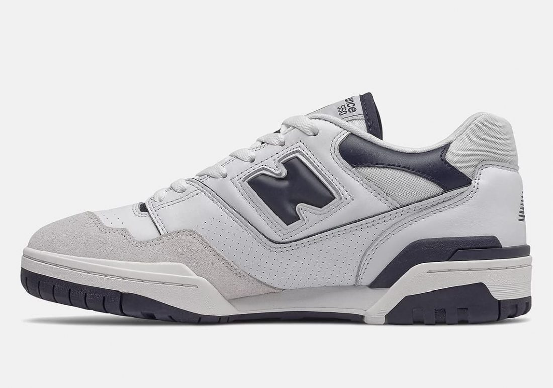 New Balance 550 « White/Black »
