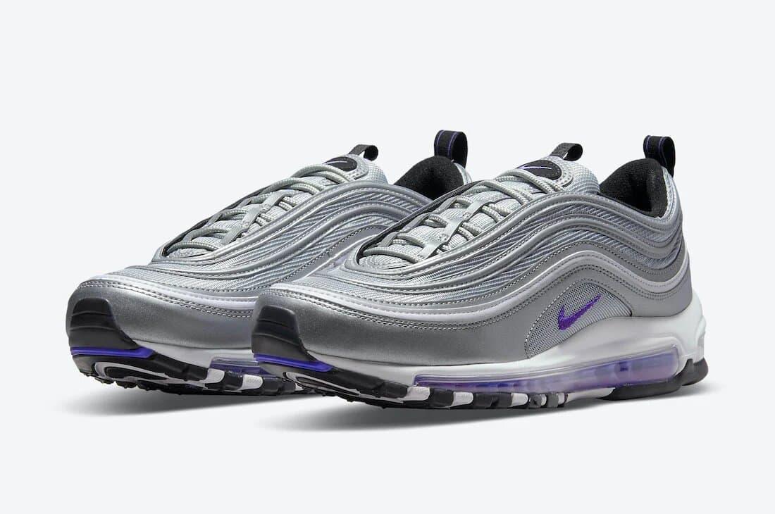 Nike Air Max 97 «Purple Bullet»