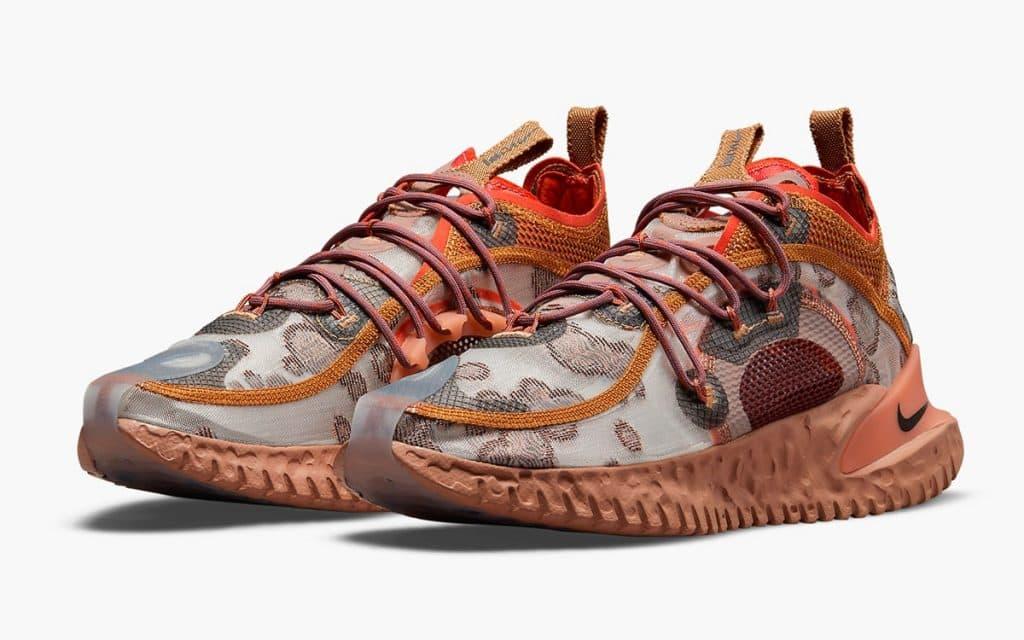 Nike ISPA Flow « Desert Sand »