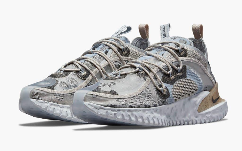 Nike ISPA Flow « Pure Platinum »