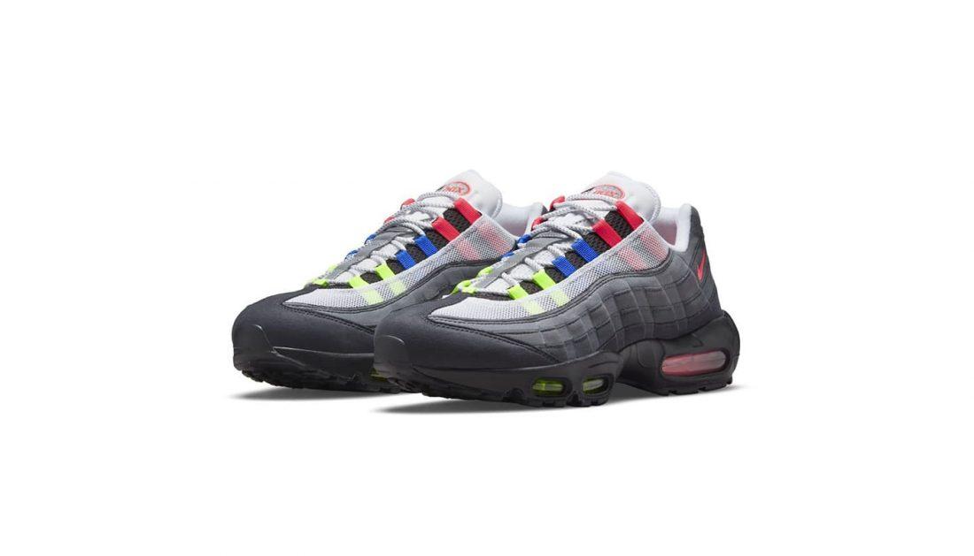 Archives des Nike Air Max 95 - Le Site de la Sneaker