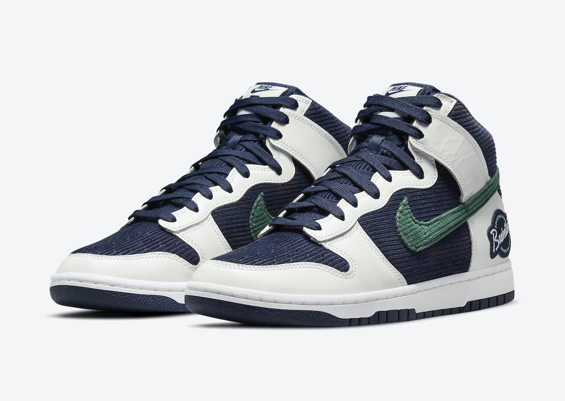 Nike Dunk High «Sports Specialties»