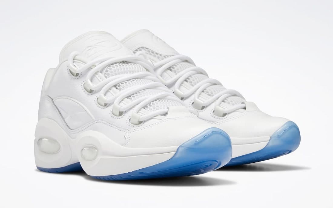 Reebok Question Low « White Ice »