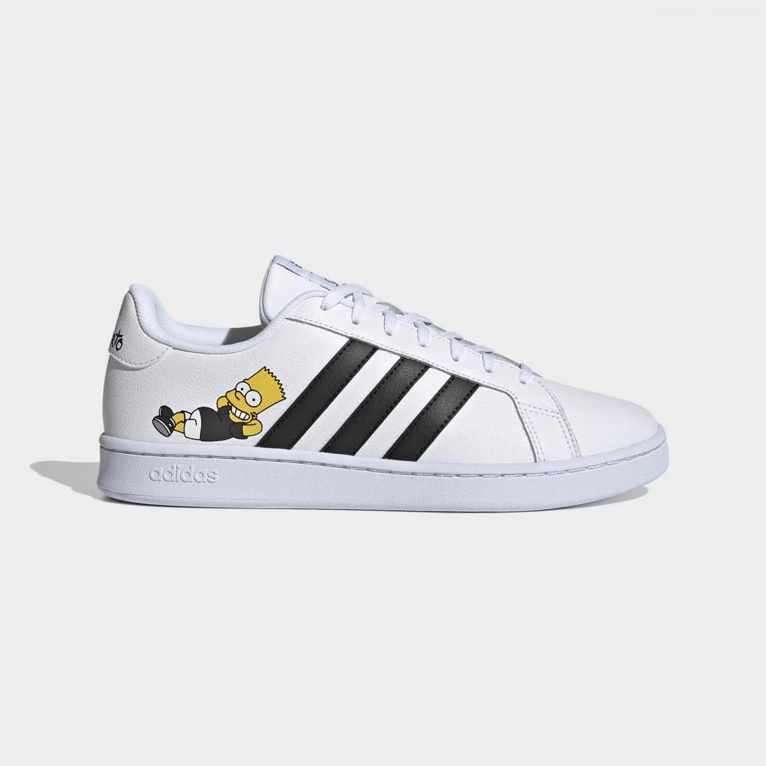 The Simpsons x adidas Grand Court