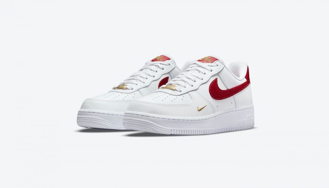 preview nike air force 1 07 essential white red gold cz0270 104 banner 1100x629