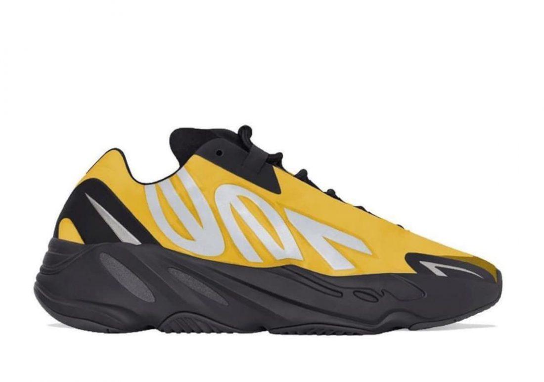 adidas Yeezy Boost 700 MNVN «Honey Flux»