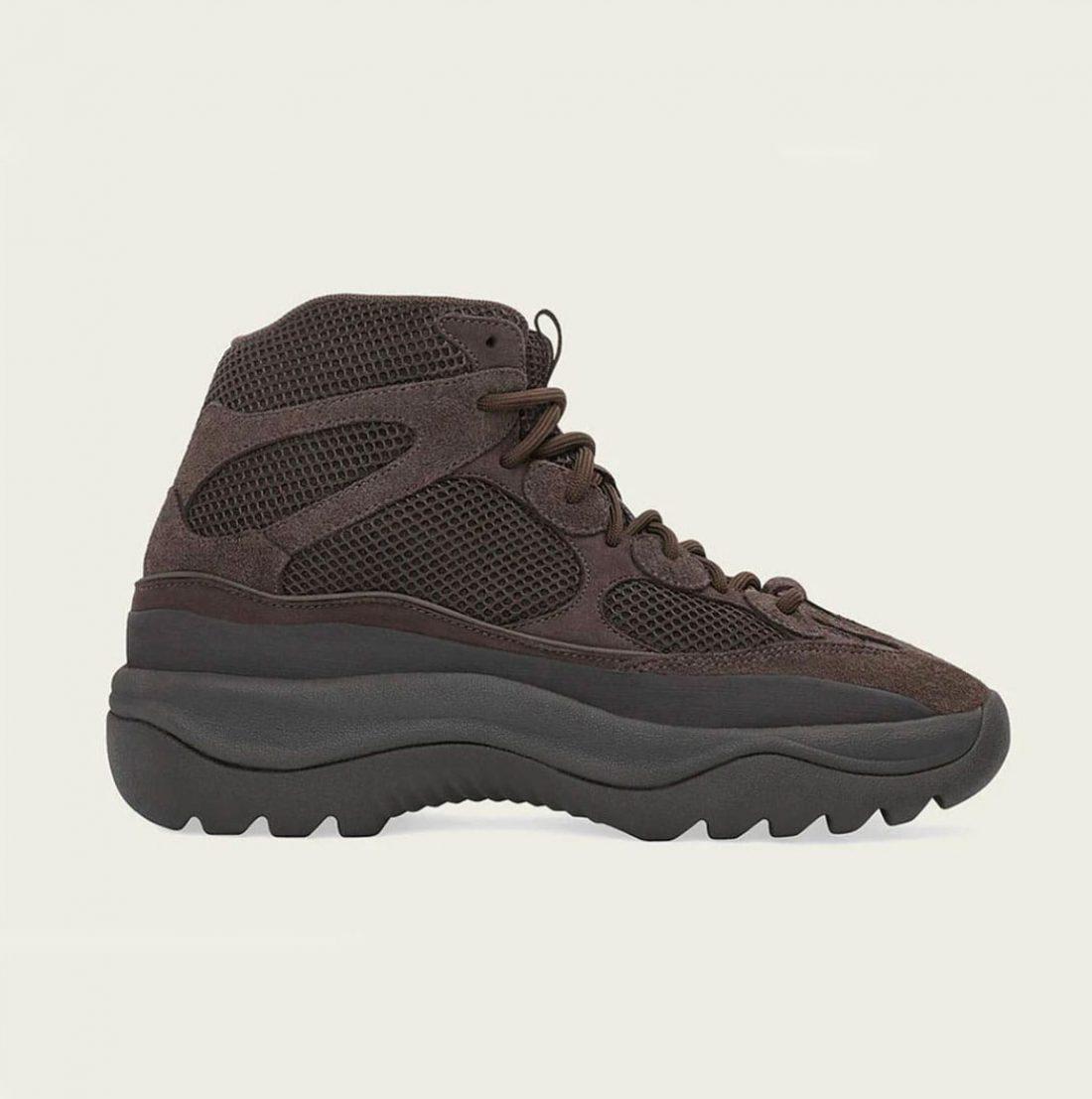 adidas Yeezy Desert Boot «Oil»