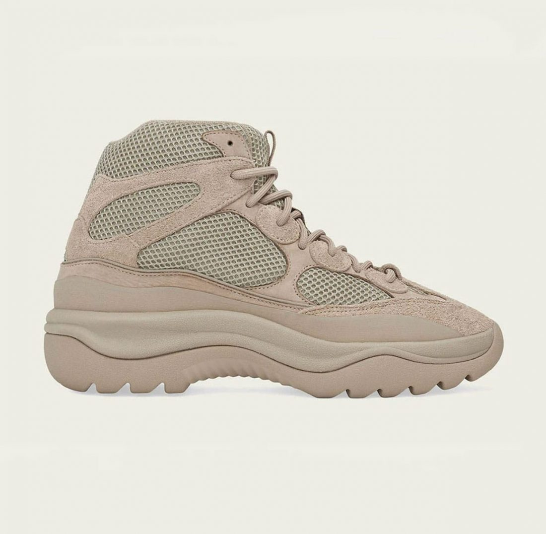 adidas Yeezy Desert Boot «Rock»