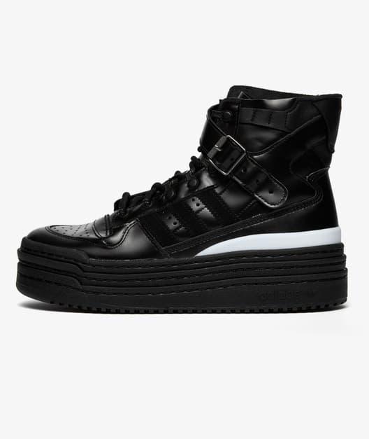 AFROPUNK x adidas TRIPLE PLATFORUM HI «Black»