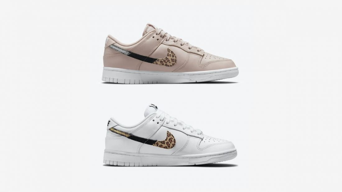 preview nike dunk low animal print swoosh pack banner 1100x620