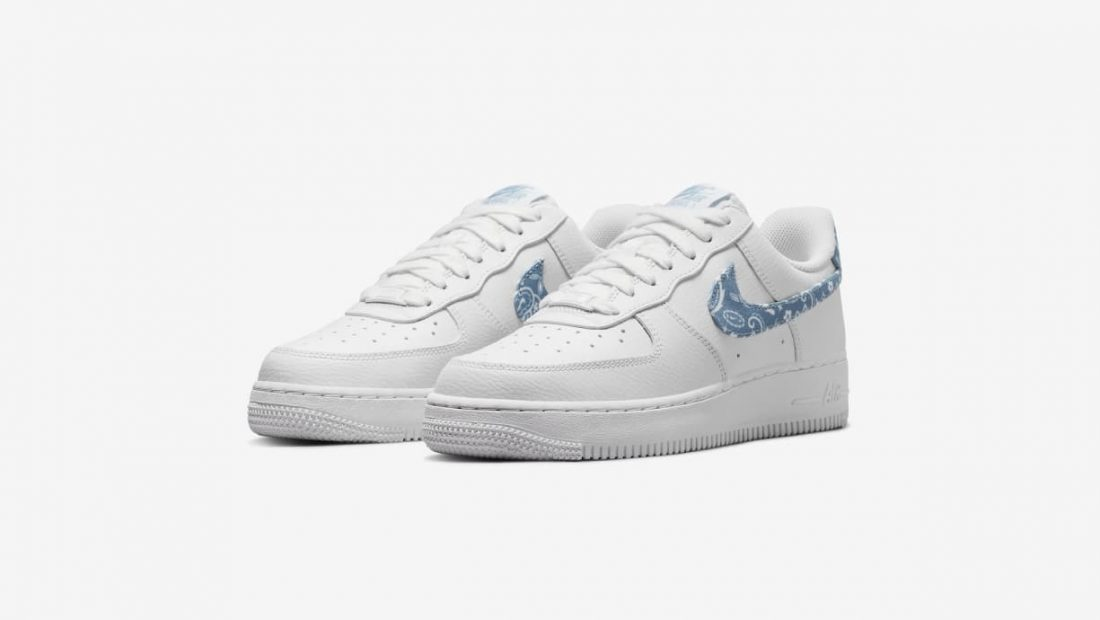 preview nike air force 1 07 worn blue paisley dh4406 100 banner 1100x620